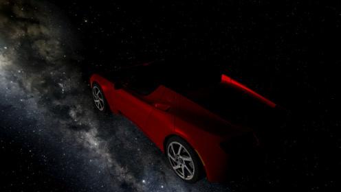 去火星的特斯拉还记得吗?现在随我来看看它在宇宙里的位置吧