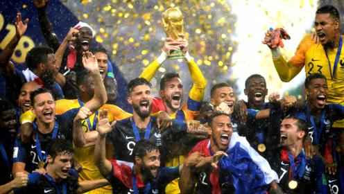【策划】用一首歌的时间回望法国夺冠之旅20年后高卢雄鸡重返巅峰