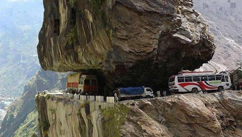 世界上最危险的马路,仅3米宽,平均每年发生200多次事故!