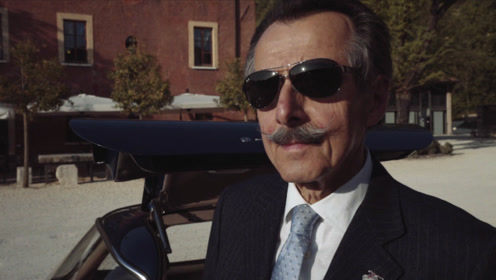 总价过亿的老爷车博物馆,馆长却依旧活在上个世纪?