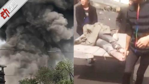 现场:重庆一煤矿发生瓦斯爆炸 事故已致5死4伤