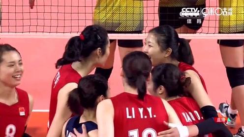 【集锦】中国女排3-0越南获开门红 朱婷迎来亚运首秀