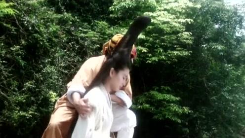 《鹿鼎记2》片段:林青霞少女装扮难掩女王风范