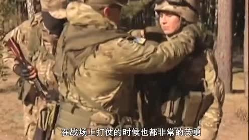 都说男女有别, 乌克兰的男女兵却是住在一起的!