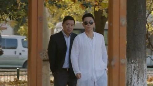 橙红年代:聂万峰喊了刘子光的名字,而刘子光现在已经不认识他了