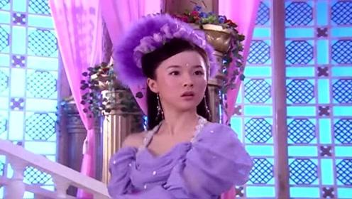 """七仙女的舞姿一个比一个美!""""七公主""""出现小差错,惹众公主不满"""