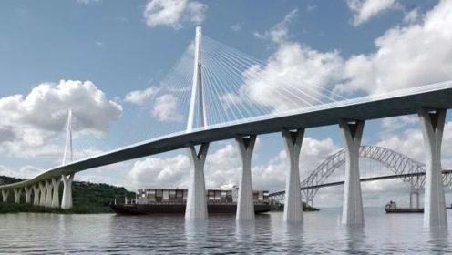 巴拿马第四大桥中企建造 超170万民众将获益