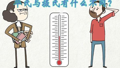 为什么温度计量有两种方式?物理学专家分析,两者到底有何不同!