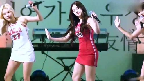 这个韩国女团火了,长相可爱好看,舞蹈更有魅力
