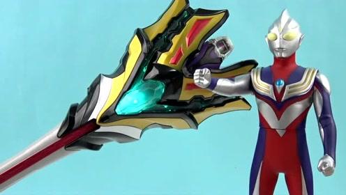《橙子乐园在日本》迪迦奥特曼遇到最强融合兽,能打败怪兽吗