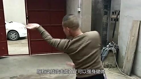 """34岁小伙痴迷武术,自创独门""""达摩拳"""",自称:空前绝后"""