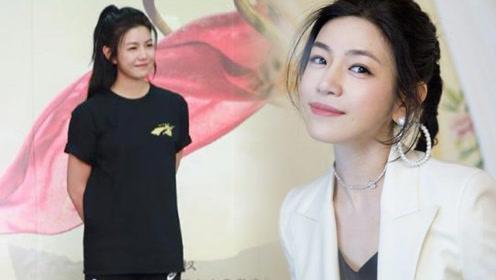 陈妍希为饰演紫霞仙子 自曝连吃几月青菜见成效