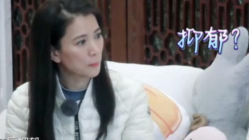 袁咏仪产后抑郁,张智霖完全不在意,八字回应暴露两人真实感情