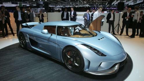 全世界速度最快的10款跑车,破百只需2.3秒