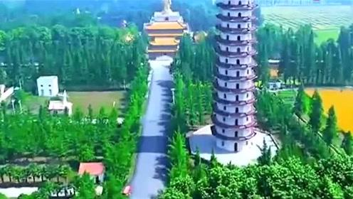 高清航拍,安徽阜阳八里河,国家AAAAA级旅游景区