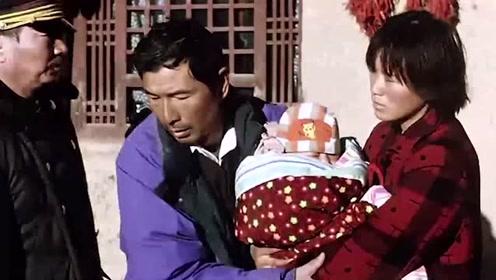 盲山:女子父亲带着警察来救,不要命的村民竟如此疯狂!