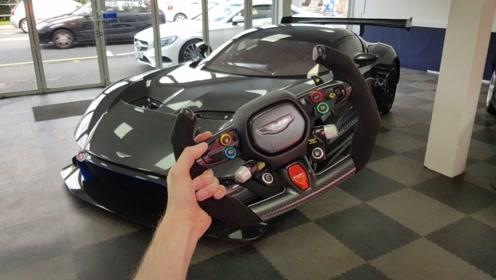 全世界最奇葩的跑车,按下钥匙那一刻,才知道怪在什么地方!