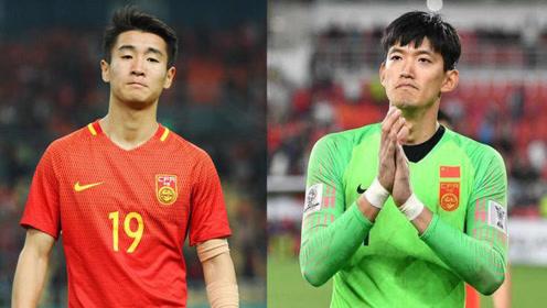 国足输给泰国后,全队可能只有这两个人不会被喷