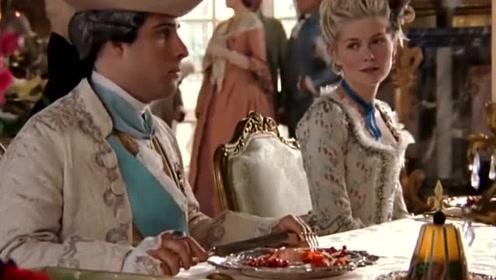 宫廷礼仪!太子妃起床,吃早饭,竟然要用这么多人侍奉,太夸张了