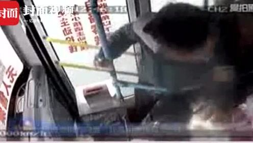 为两块钱车费抓公交方向盘 男子莽撞举动换来3年半刑期