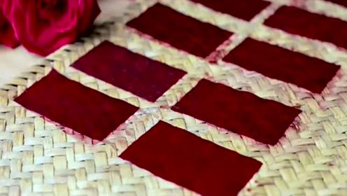 李子柒:才华横溢,美若天仙,教你制作古法胭脂膏,口红纸