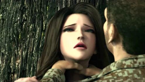 超神学院雄兵连:蕾娜被按照树上调戏!变出针筒扎自己!