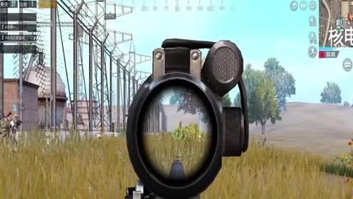 刺激战场:当我的M24装上二倍镜,对不起你们已经是盒子了!