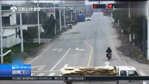 开车打电话,撞死路边六旬老人,司机狡辩:他跑的像神经不正常!
