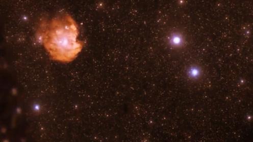 太空探索:2019年最新发现,一颗不寻常的星星正在逃离我们的银河!