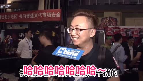 《复仇者联盟4》零点首映场粉丝采访