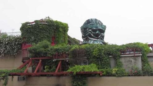 大爷花百万建空中花园被责令拆除:是发展绿化,为此卖3套房