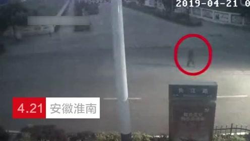 老人被无牌照三轮车撞倒身亡 肇事司机逃逸后四小时被抓获