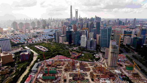 中国这座城市,目标超越日本东京,成为世界第一大城市!