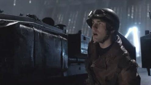 美国队长的这次叫门,可以媲美王牌特工当时的那段了!