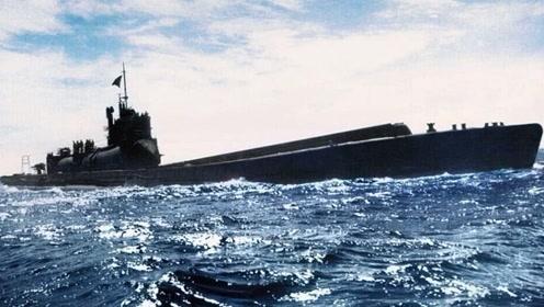 二战最大潜艇竟可搭载舰载机