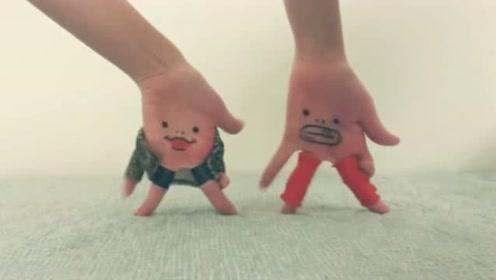 手指舞姐妹花大玩 SUNMI宣美《Gashina》