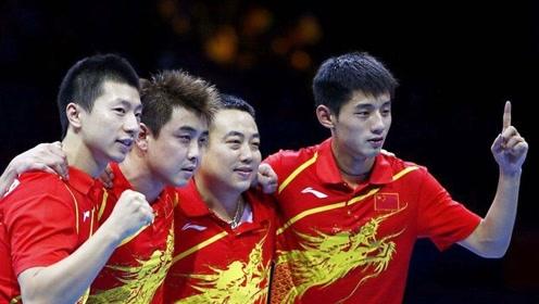 刘国梁不让着张本智和!重用国乒2大接班人,不愿给日本夺冠机会