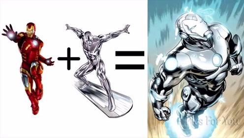 武魂融合技?漫威和DC最受欢迎的英雄,融合后的超级Boss