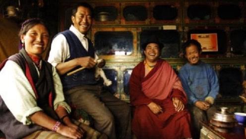 """西藏""""一妻多夫""""制晚上是如何分配时间的?看完之后涨知识了"""