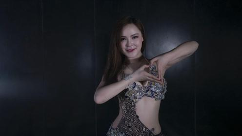 东方舞《巴霍巴利王》美人鱼般梦幻,充满了魅力!