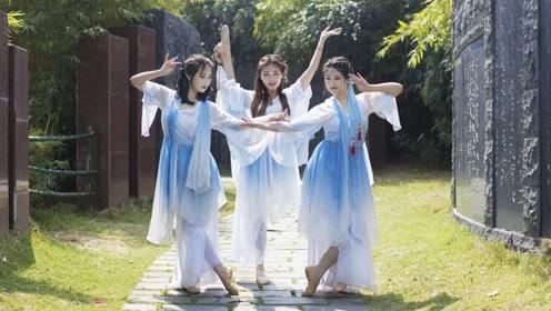 《烟花易冷》纯音乐给人舒缓心情的感觉,配上中国舞真是美极了!