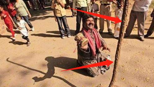 """千年未解之谜!印度""""通天绳""""是如何做到的,是骗术还是神迹?"""