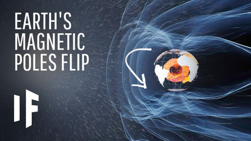 大胆科学 -地球变天!两极的磁场都换转了!