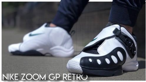 经典鹰眼鞋头加折叠鞋扣!传奇球星战靴Zoom GP即将发售!