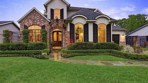 身价20亿的姚明,住的是房子有多大?网友:有钱的人果然很任性
