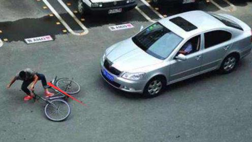 为什么碰瓷者不挑豪车,专挑普通车下手,老司机说出其中猫腻!