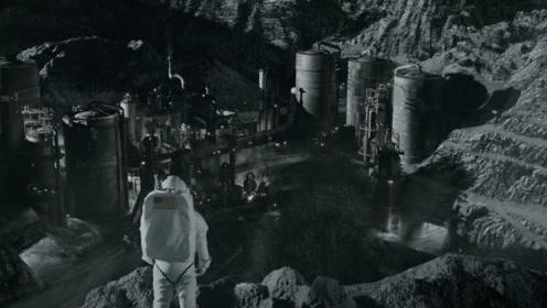 宇航员登月成功,撞见神秘月球基地,更有惊人的反攻地球计划!