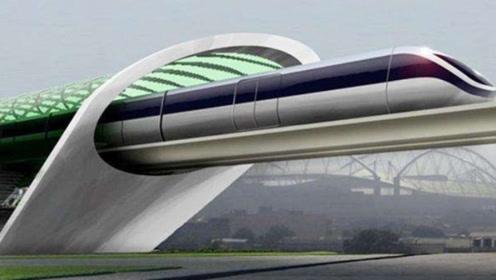 超级高铁真要来了,比飞机快5倍,北京到上海只要20分钟
