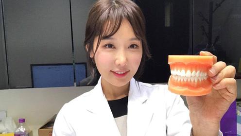 台湾最美牙医竟然是写真偶像?网友:我牙疼!