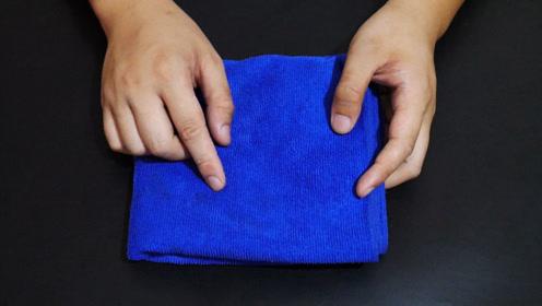这才是清洗毛巾的正确方法,不用肥皂和洗衣粉,洗得更干净彻底